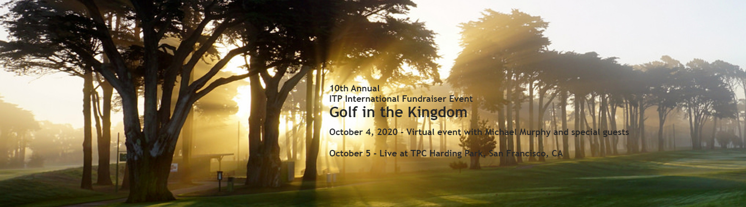 10th Annual Golf in the Kingdom | Golf & Zoom Event