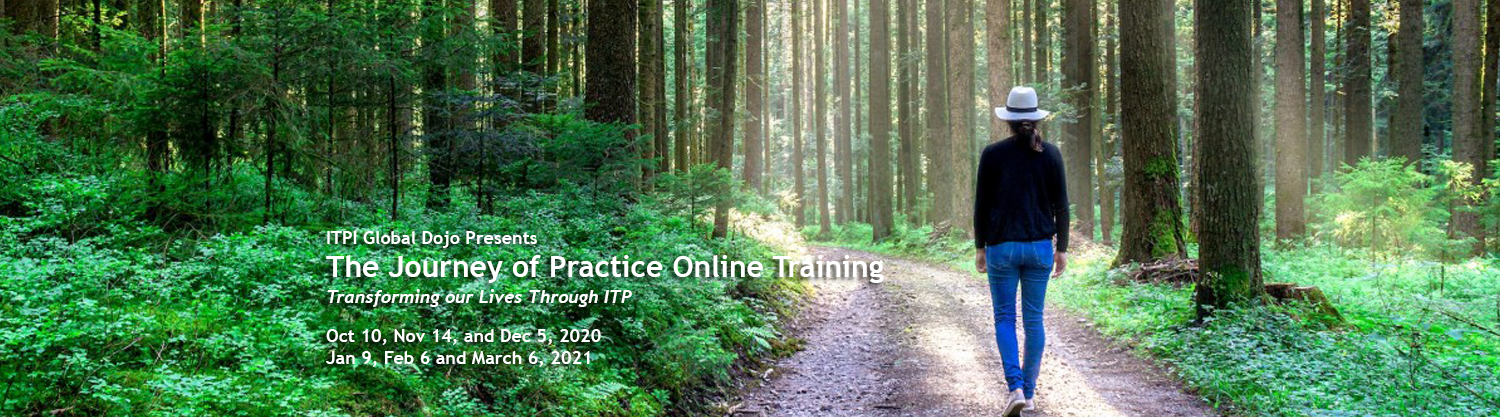 Journey of Practice Online Training  –  Transforming our Lives Through ITP