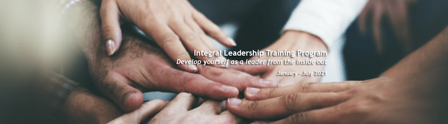 Integral Leadership Training Program